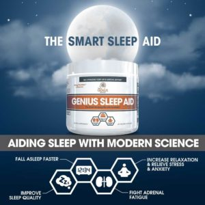 Genius Sleep Aid Science