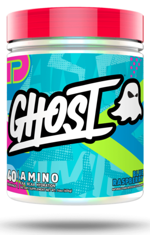 Ghost Amino Blue Raspberry