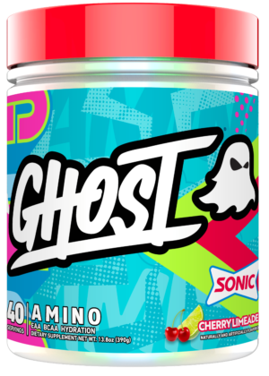 Ghost Amino Sonic Cherry Limeade