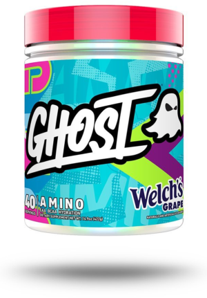 Ghost Amino Welch's Grape Juice