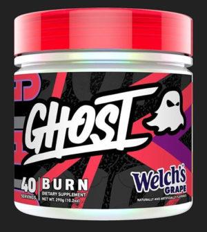 Ghost Burn Black Welchs