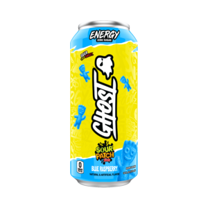 Ghost Energy Sour Patch Kids Blue Raspberry