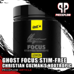 Ghost Focus Stim-Free