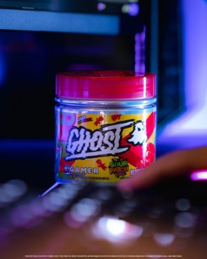 Ghost Gamer Sour Patch Kids
