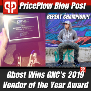 Ghost GNC 2019 Vendor of the Year