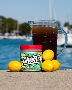 Ghost Greens Ice Tea Lemonade