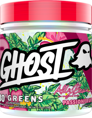 Ghost Greens Ally Besse Collab