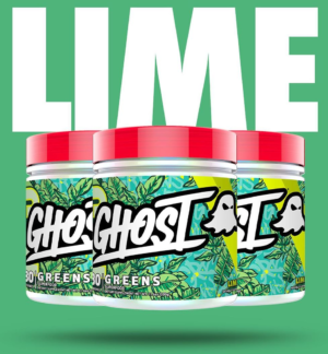 Ghost Greens Lime