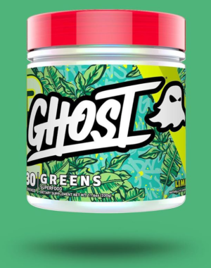 Ghost Greens Lime Render