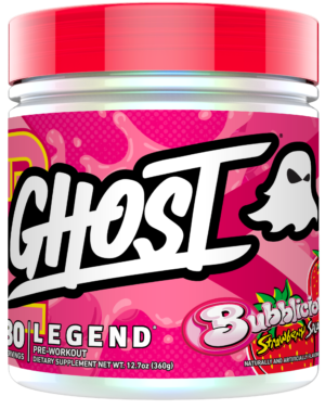 Ghost Legend Bubblicious
