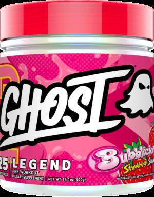 Ghost Legend Bubblicious Strawberry Splash