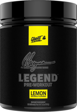 Ghost Legend CG V4