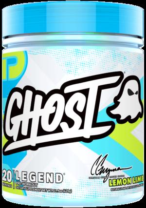 Ghost Legend Christian Guzman V3
