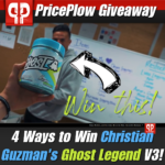 Ghost Legend Christian Guzman V3 Giveaway