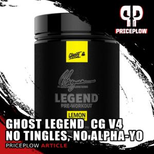 Ghost legend Christian Guzman V4