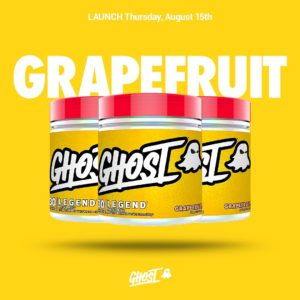 Ghost Legend Grapefruit