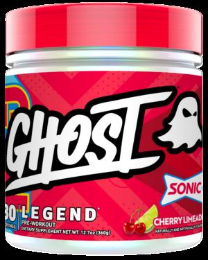 Ghost Legend Sonic Cherry Limeade