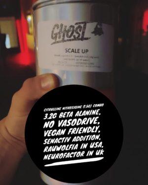Ghost Legend V2 Leaked Ingredients