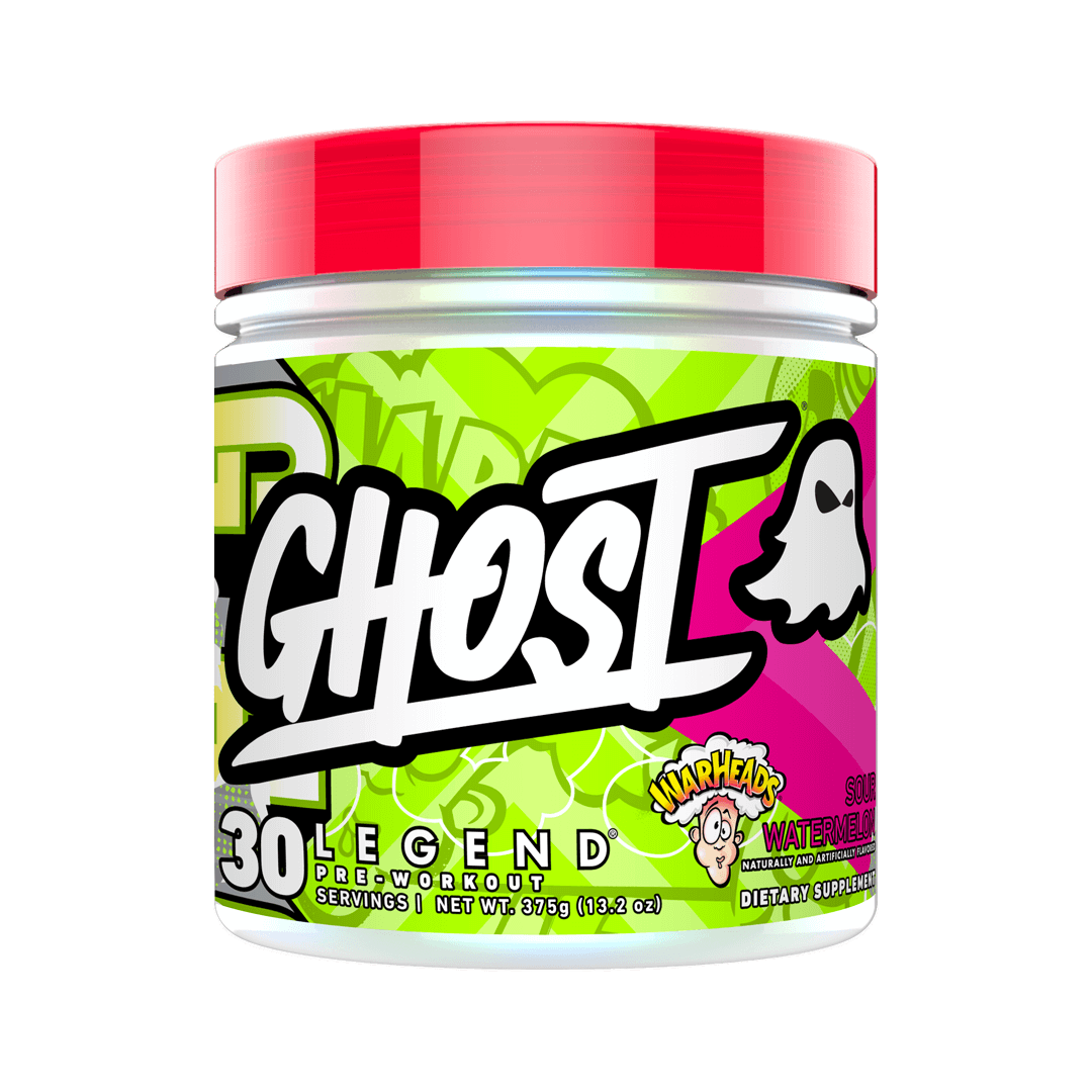 Ghost Legend – A Pre Workout Fit for Legends