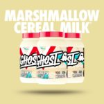 Ghost Marshmallow Cereal Milk