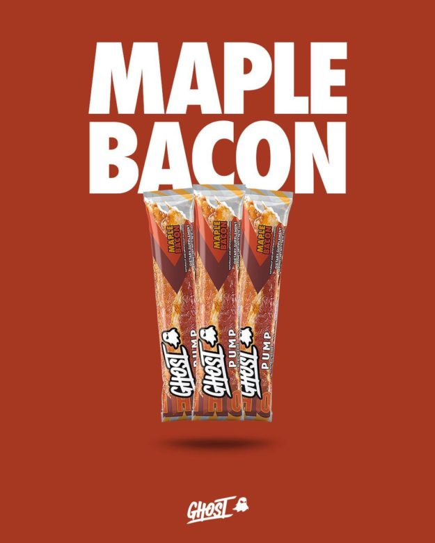 Ghost Pump Maple Bacon Packets