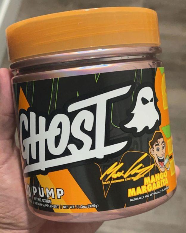 Maxx Chewning Ghost Pump Teaser