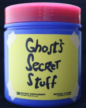 Ghost's Secret Stuff