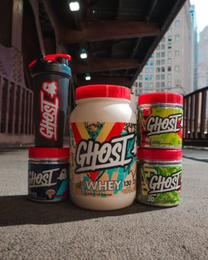 Ghost Supp Stack