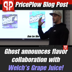 Ghost Welch's Grape Juice Collaboration