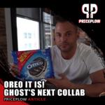 Ghost Whey Oreo Announced
