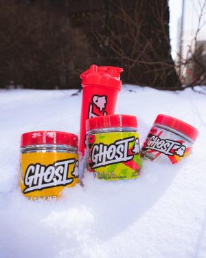 Ghost Winter Supp Stack
