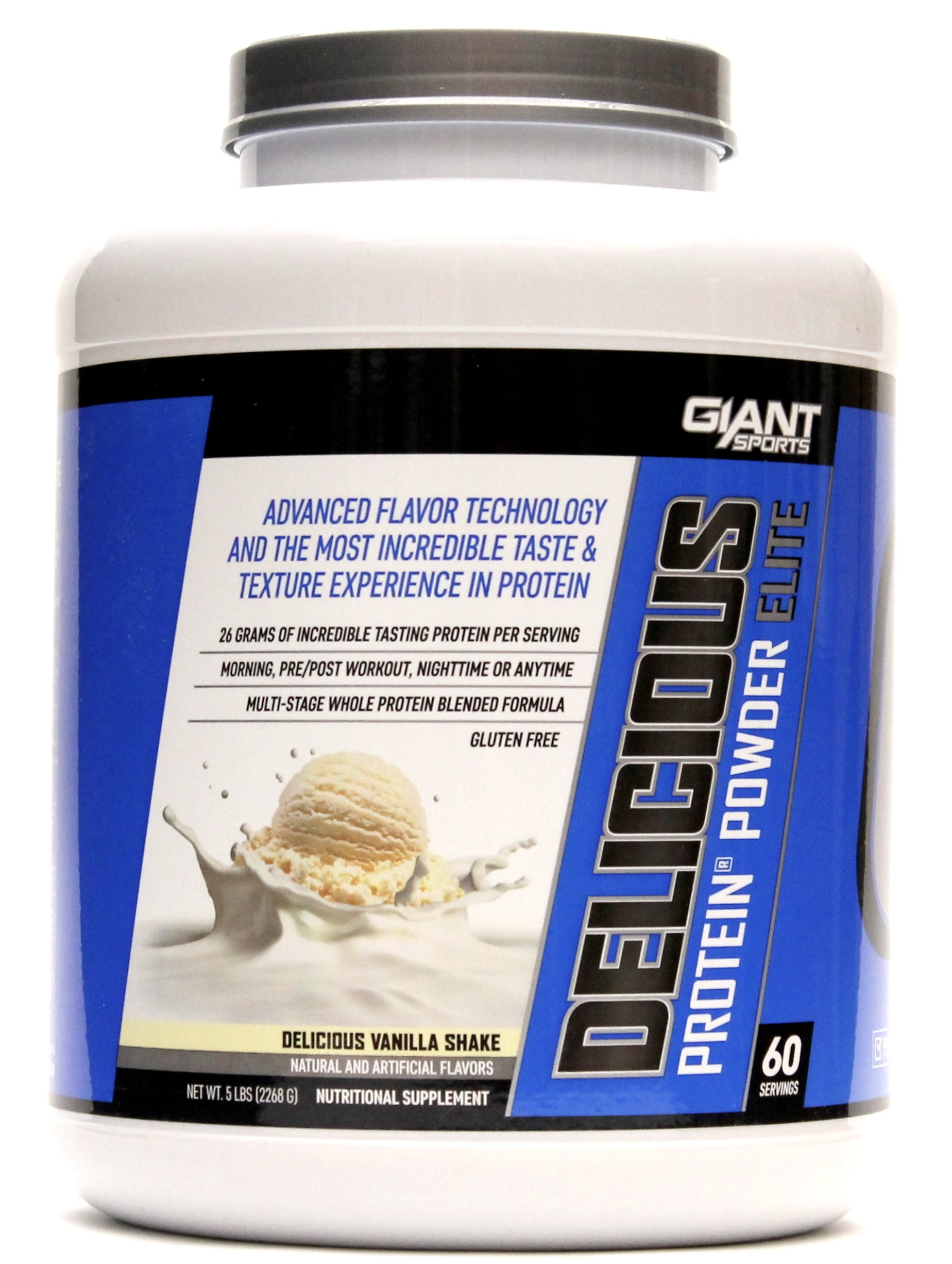 supplement reviews giant sports delicious elite protein review