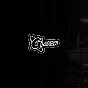 Glaxon Black Logo