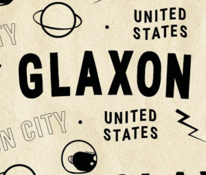 Glaxon Goon City Logo