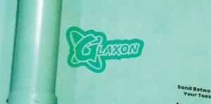 Glaxon Green Logo