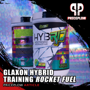 Glaxon HYBRID: Two-Pronged Rocket Fuel for Training and Energy