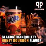 Glaxon Tranquility Honey Bourbon