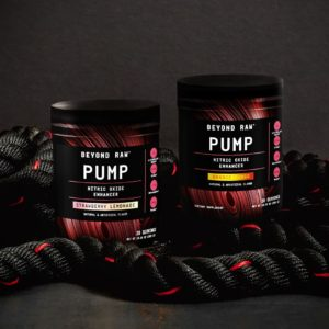 GNC Beyond Raw Pump Duo