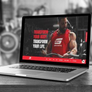 Granite New Website