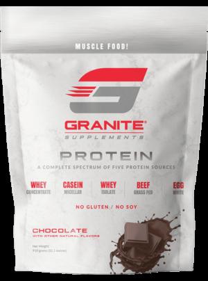 Granite Protein Powder