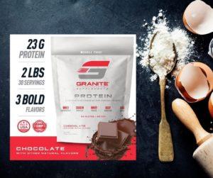 Granite Protein Powder Chocolate