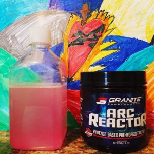 Granite Supplements Arc Reactor Mixed