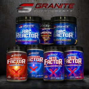 Granite Supplements Line