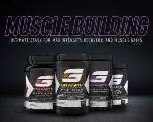Granite Supplements Line Up