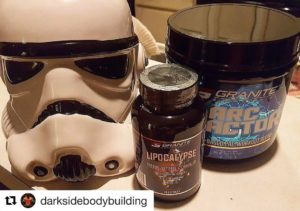 Granite Supplements Arc Reactor Stromtrooper
