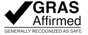 GRAS Affirmed: Generally Recognized as Safe