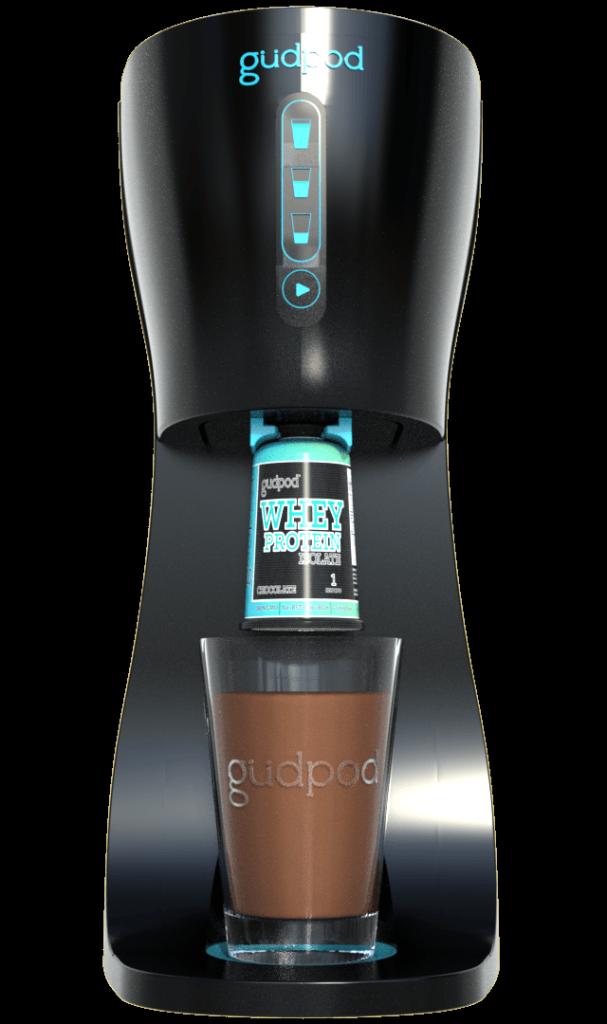 Dmaa Pre Workout >> Güdpod Machine – The Keurig of Protein Shakes