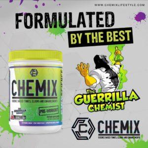 Guerilla Chemist Pre Workout