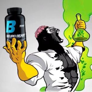 Guerrilla Chemist Beast Neuro Beast
