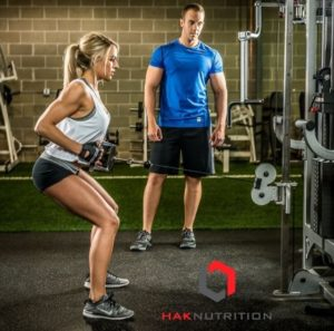 HAKNutrition Fitness